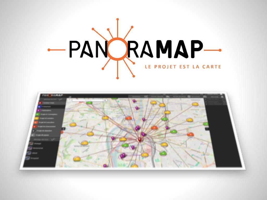 PANORAMAP, le projet est a la carte