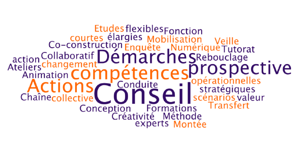 Conseil Prospective - Fondamentaux/les principes d'action