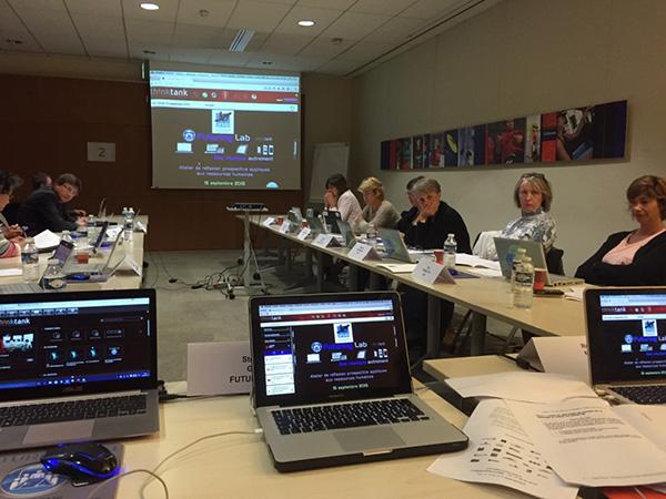 L'offre de formations numériques et collaboratives