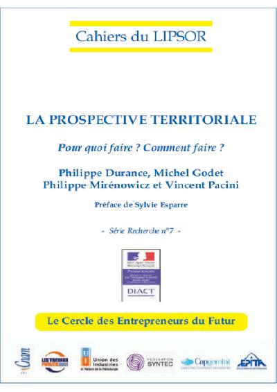 Cahiers du LIPSOR - Série Recherche n°7