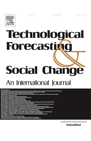 Technological Forecasting & Social Change